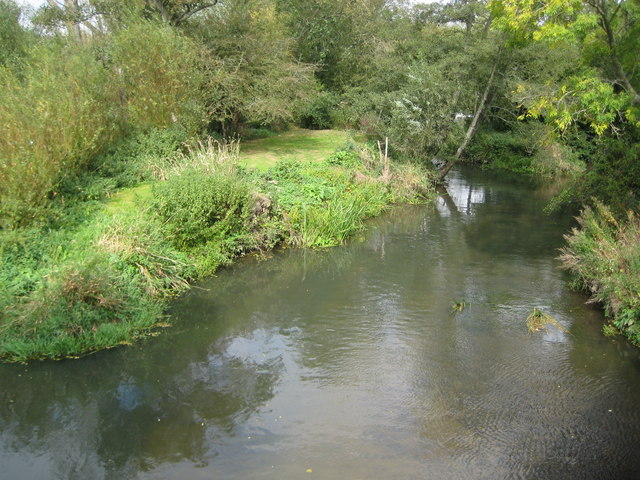 River Rother at Fittleworth Bridge