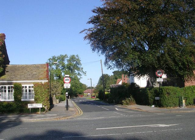 Bogs Lane - Forest Lane Head