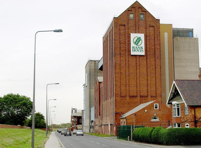 Rank Hovis Mill