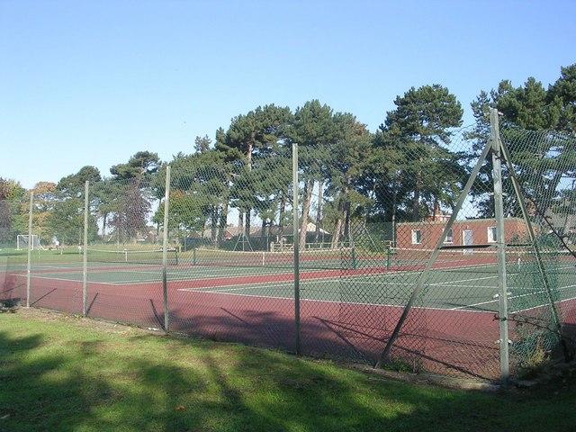 Tennis Courts - Bogs Lane