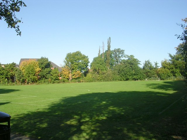 Belmont Park Recreation Ground - Forest Lane