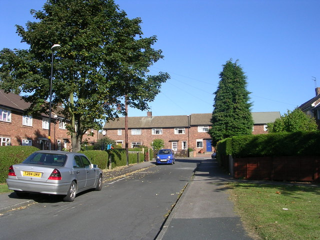 Forest Close - Forest Avenue