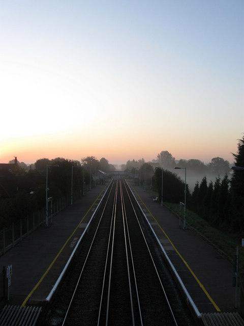 Plumpton Station