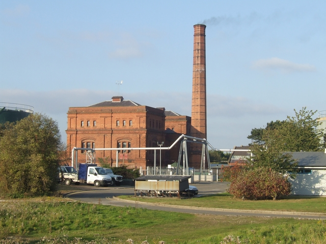 Claymills Pumping Station