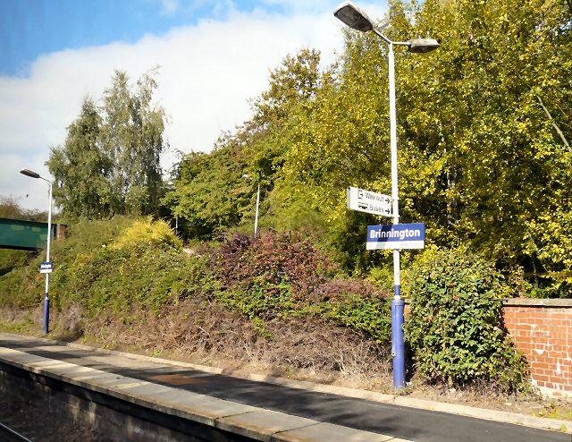 Brinnington Station