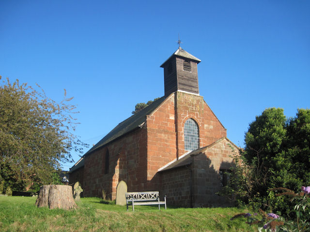 St Mary The Virgin Church Shrawardine