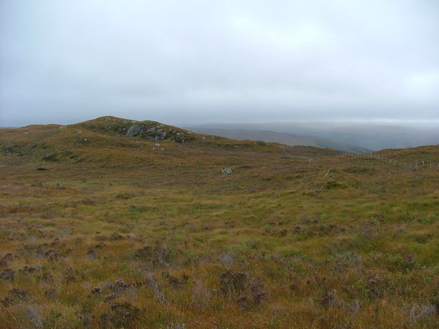 Knoll above Scotstown