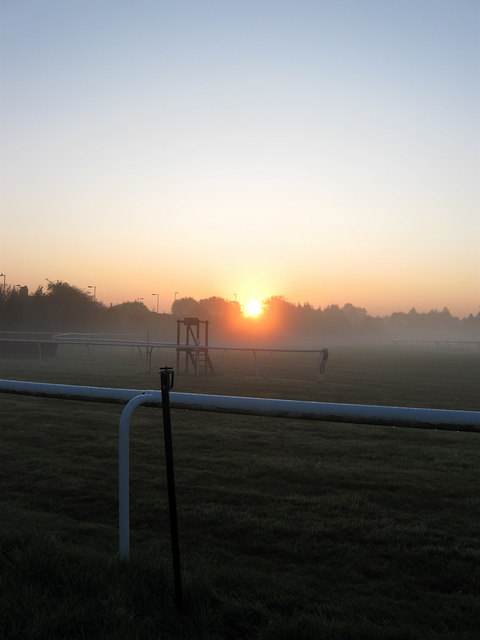 Starting Area, Plumpton Racecourse