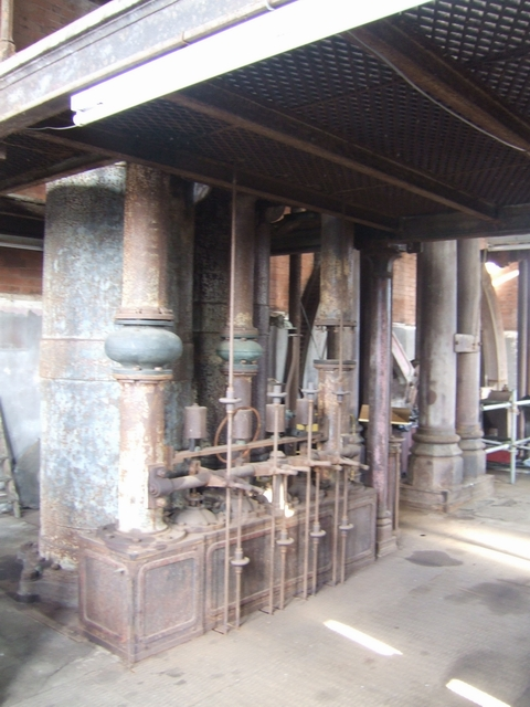 'B engine' Claymills Pumping Station