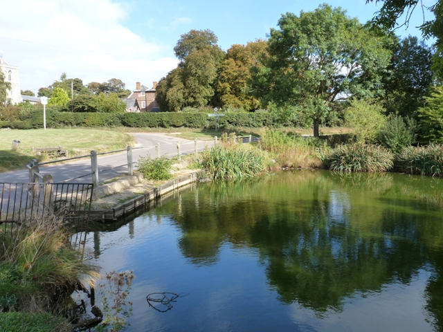 Sandon Village Pond