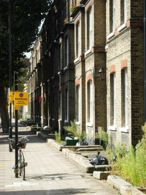 Haberdasher Street, Hoxton