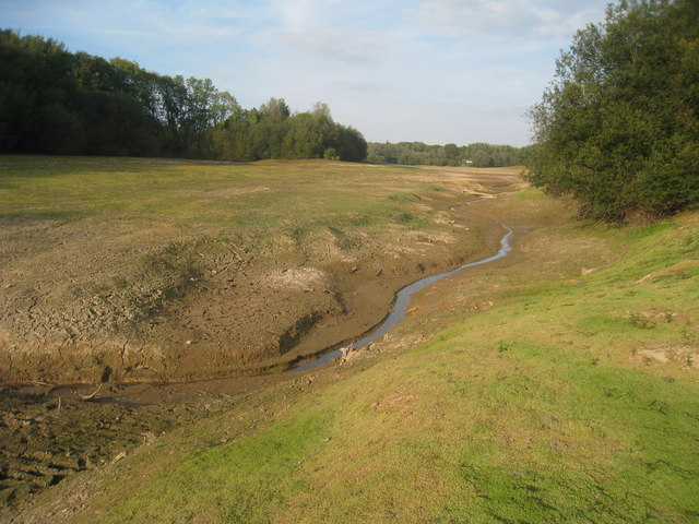 Tributary at Bewl Water Reservoir