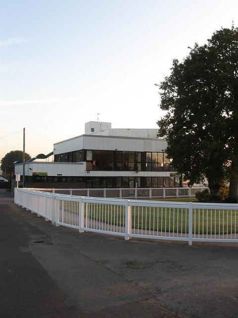 Sussex Grandstand, Plumpton Racecourse