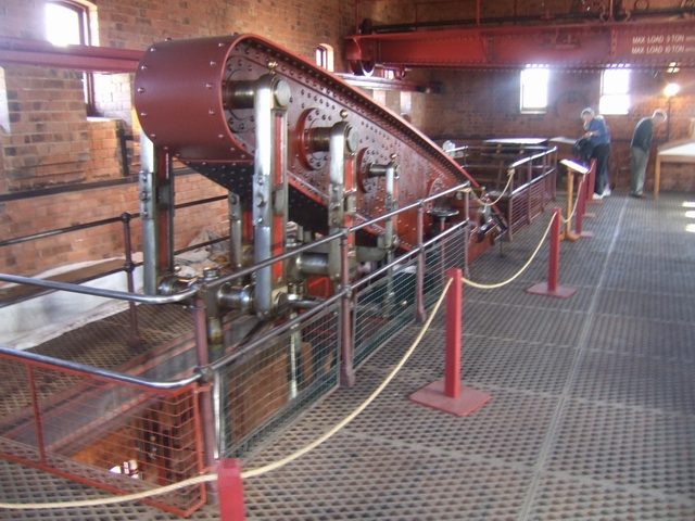 Beam 'D engine' Claymills Pumping Station