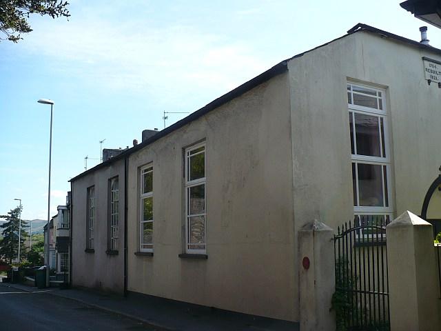 Former Baptist Chapel, Caerleon