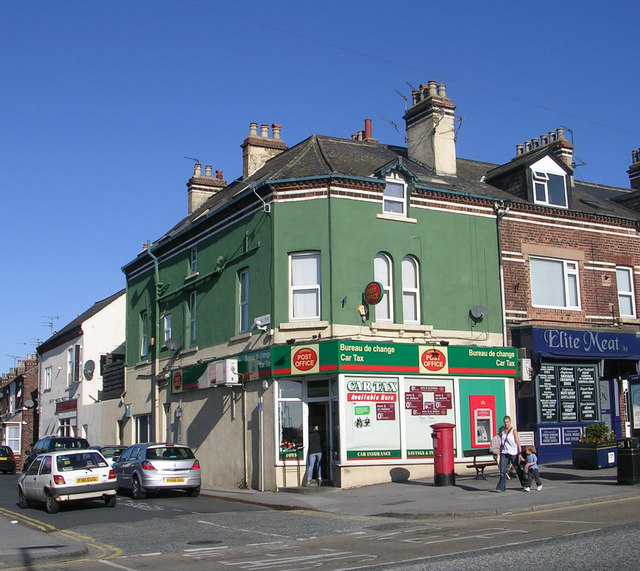 Starbeck Post Office - High Street