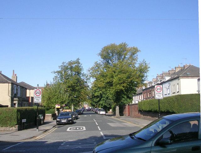 The Avenue - High Street