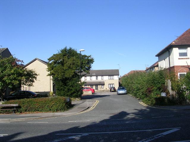 Forest Grange Close - High Street