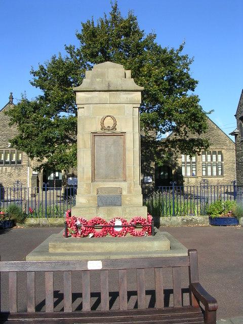 War Memorial - High Street