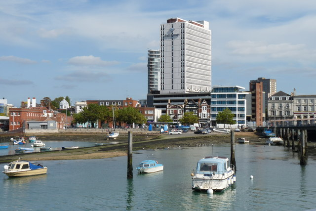 Portsmouth Harbour, Hampshire