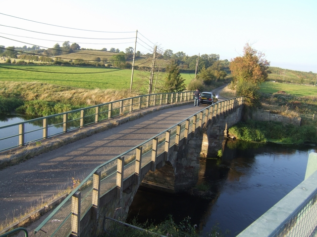 Yoxall Bridge