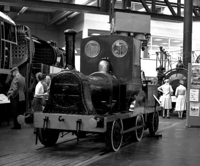 'Gazelle' at the National Railway Museum