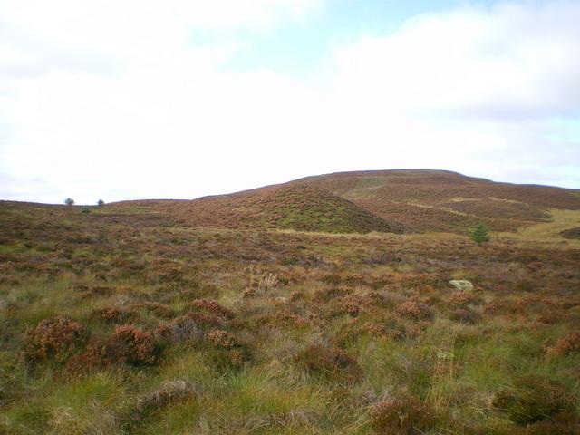 Moorland and moraines at Pyllau Mawn