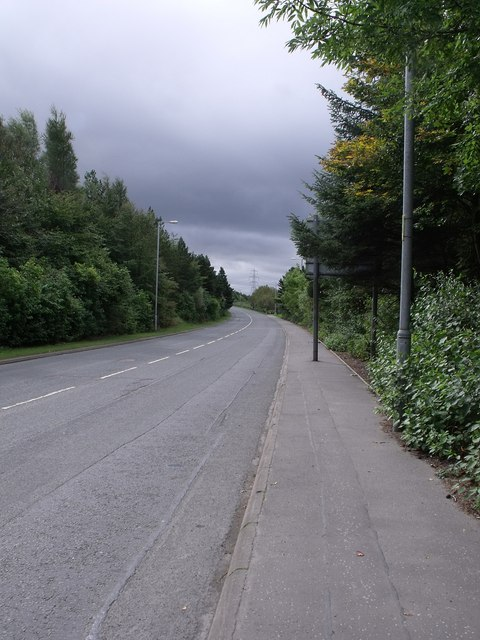 Cumbernauld, Westfield Road