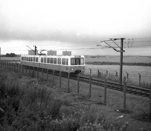 Tyne & Wear Test Track, Backworth