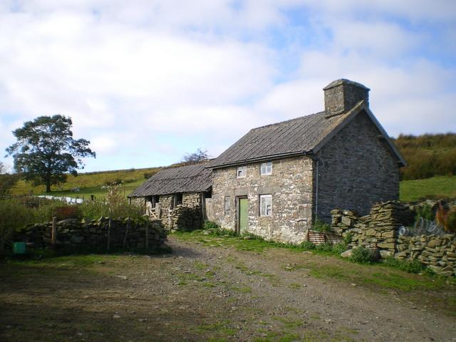 Creignant farmstead
