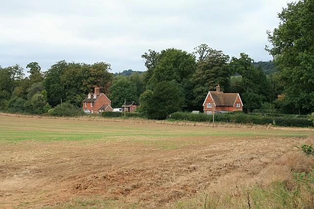 1-3 Deerleap Cottages, West Lane