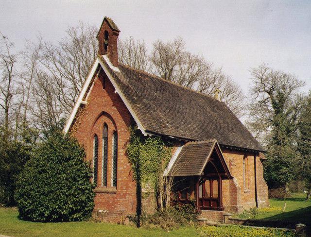 Former Workhouse Chapel, Ashhurst