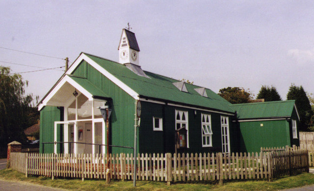 Former Mission Church, Bartley