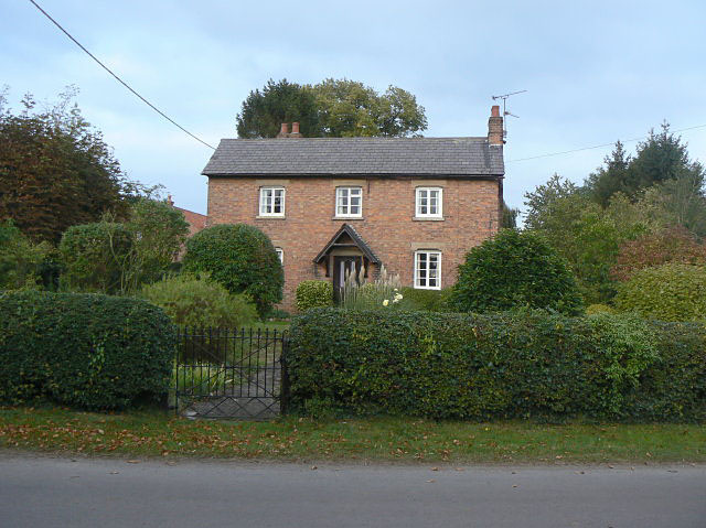House at Gonalston
