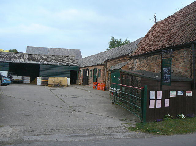 Holme Farm, Gonalston