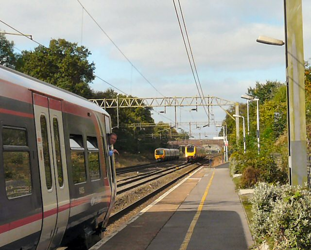 Heaton Chapel Station