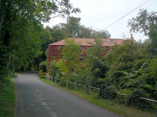 Cliff Mill