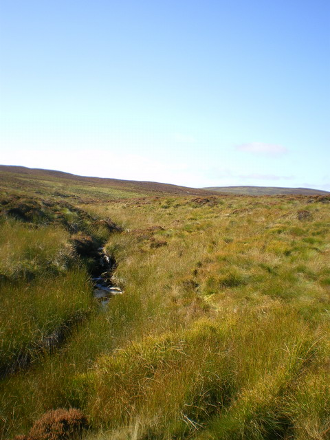The upper reaches of the Afon Cownwy