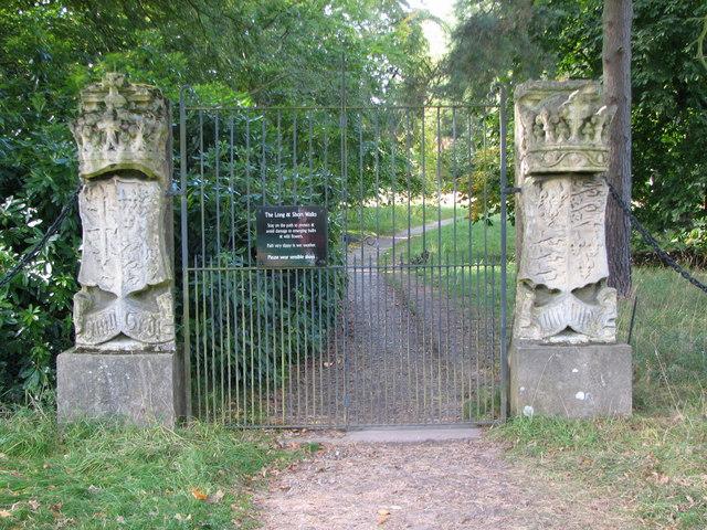 Impressive Gate Posts