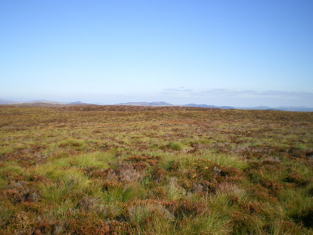 View across the top of Hen Gerrig