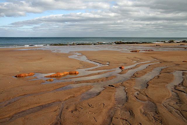 Spittal Sands