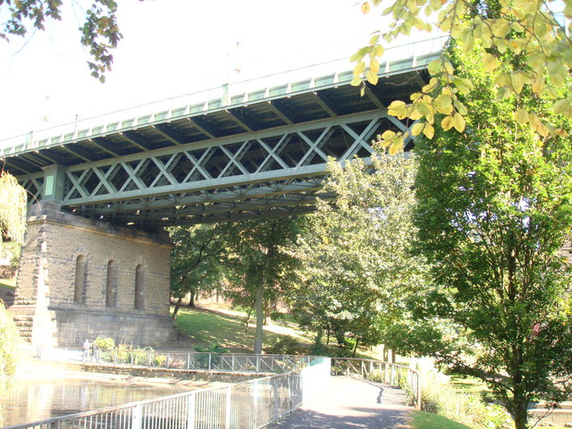 Valley Bridge, Scarborough