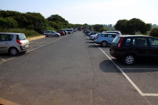 Car Park at Berry Head