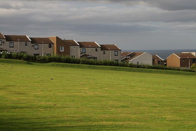 Housing at Highcliffe
