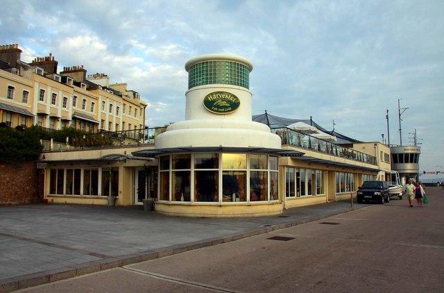 Beacon Quay restaurant in Torquay