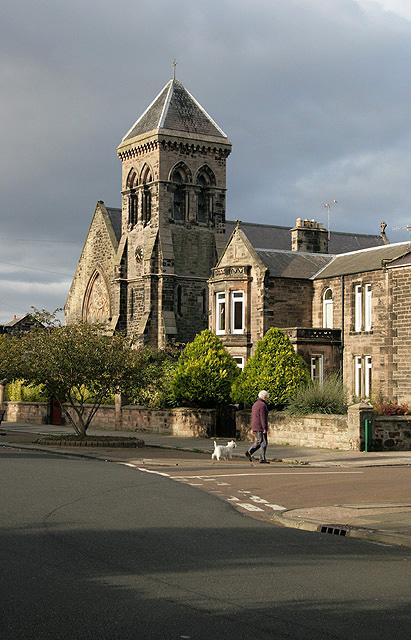 The Parish Church of St John the Evangelist, Spittal