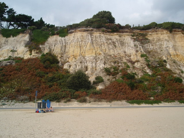 Cliffs and Recycling bins