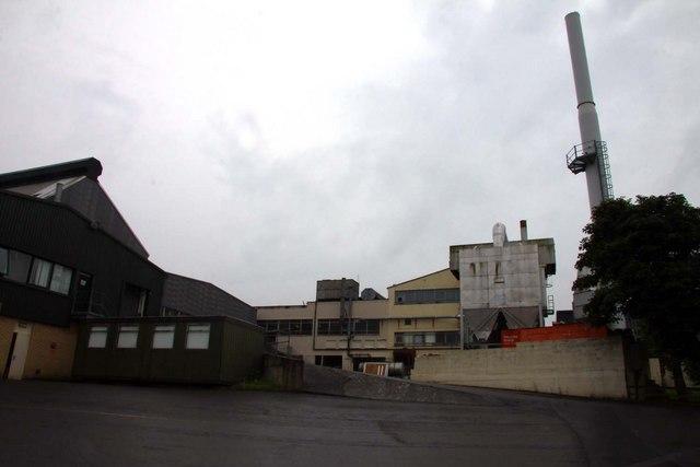 Dartington Crystal Glass Factory in Great Torrington