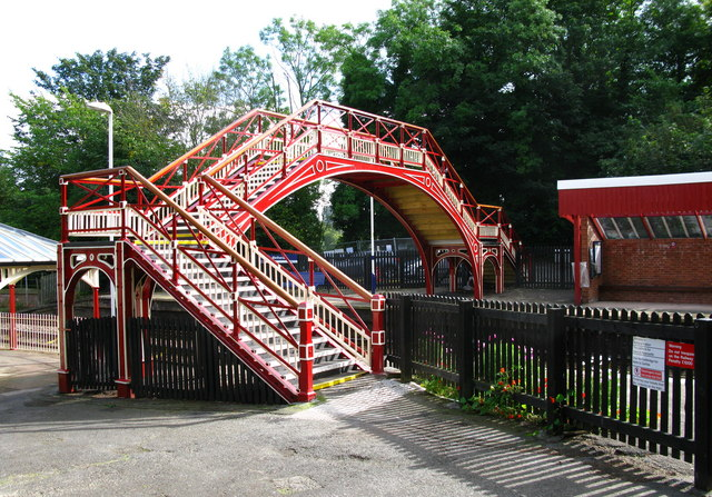 Wetheral Station