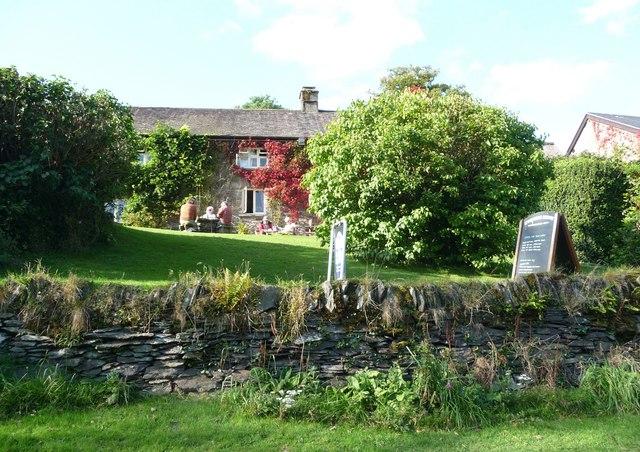 Exmoor : Tarr Steps Farm